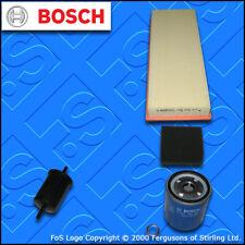 Kit DE SERVICIO Para Citroen DS3 1.2 THP 110 Filtros De Combustible Aire Aceite Bosch (2014-2015)