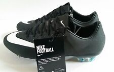 Nike Mercurial Vapor X CR7 FG Soccer Cleats Gala Glimmer Black Men 7 681860