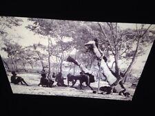 Kwanyama Angola: African Tribal Art Vintage 35mm Slide