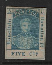 Hawaii #10 Mint