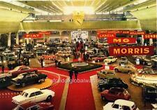 Photo. 1960s. Geneva, Switzerland. Geneva Car Show