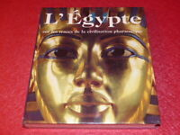 [Martial Arts & History] Egypte On Traces Civilization Pharaonic 2004 On Blister
