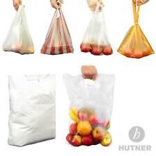 TOP ANGEBOT Viele Größen - Plastiktüten Knotenbeutel Hemdchentüte Plastiktaschen