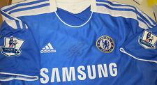 Chelsea - Frank Lampard signed UEFA Champions League winning  jersey + COA