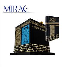 MIRAC KABE EZAN SAATI KAABA AZAN UHR + KURAN Koran als Geschenk