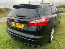 FORD FOCUS ESTATE ST-2 SALVAGE STOLEN RECOVERED LIGHT DAMAGE DRIVE AWAY 2012 62