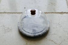 """Small Marble Cheese Cutting Board 7.25"""""""