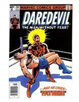 Daredevil #164, VF 8.0, Black Widow; Frank Miller Art