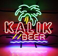 "New Kalik Palm Beach Sunshine Neon Light Sign 19""x15"""