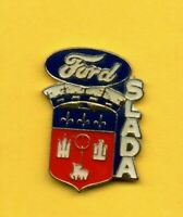 Pin's lapel pin pins Car Voiture Marque Logo FORD Blason SLADA