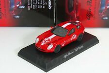 Kyosho 1/64 Alfa Romeo TZ3 Corsa Red Minicar Collection 4 2016 Limited