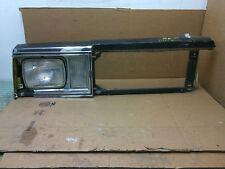 80' - 81'  Chevrolet Malibu ElCamino Caballero RH headlight,bezel& 1/2 header