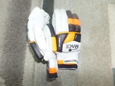 New Mace Pro-Lite Batting Gloves, Boys Left Hand Youth Orange cricket