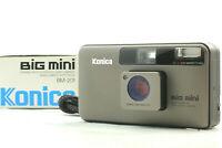 【Near Mint in box】 Konica Big Mini BM 201 Point & Shoot 35mm Film Camera Japan