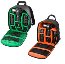 Camera Bag Backpack Photograph Case Waterproor Box Travel For Nikon Sony Canon