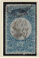 US Internal Revenue 1871 R123