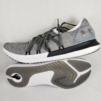 Under Armour SpeedForm Slingshot 2 Size 12 Men's Shoes # 3000007 101 White/Black