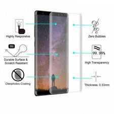 For Samsung Galaxy Note 8 Curved Tempered Glass Screen Protector Soft Film 3D 9H