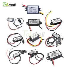 Adaptateur Secteur Convertisseur DC 12V à 9/5/6 V 3A 15W Mini/Micro/Double USB