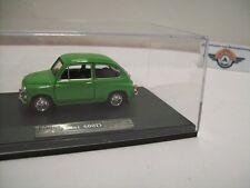 Fiat 600 d, verde, 1955, Hongwell 1 / 43 vitrina