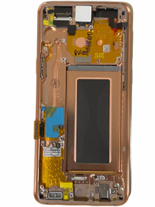 Genuine Samsung Galaxy G960F S9 Touch Screen LCD OEM Digitizer - SUNRISE GOLD