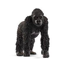 Gorila hembras 8cm Serie Animales Salvajes SCHLEICH 14771 NOVEDAD 2017