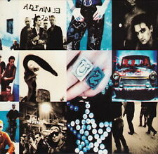 U2 Achtung Baby (Zoo Station, So Cruel) 1991 Island CD Album