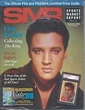 SMR Sports Market Report 2010 DEC Elvis Presley The King Set Registry 1968 Topps