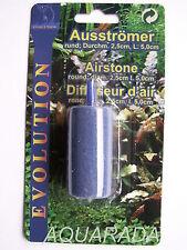 Ausströmerstein zylindrisch Diffuseur  für Durchlüfterpumpen ( 4/6mm ) Aquarium