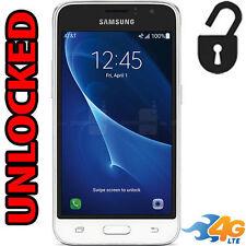 New Samsung Galaxy Express 3  UNLOCKED 4G LTE SM-J120A White Desbloqueado
