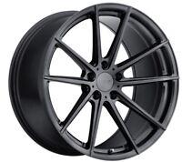 20x9 TSW Bathurst 5x112 Rims +35 Gunmetal Wheels New Set (4)