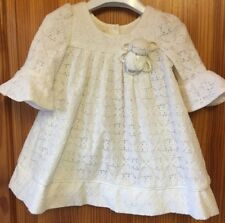 LAURA ASHLEY BEAUTIFUL DRESS AGE 2 FLORAL LONG SLEEVED