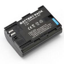 Batterie Li-ion LP-E6 pour Canon EOS 7D 5D Mark II / Décodé 1400mAh 7.4V