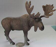 Schleich Bull Moose animal