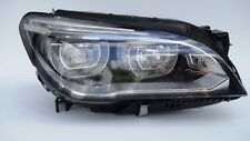 13 14 15 BMW 7 SERIES F01 F02 LCI FULL LED DYNAMIC HEADLIGHT RIGHT COMPLETE