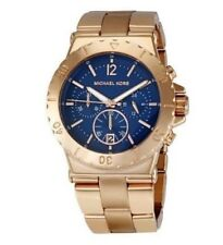 Michael Kors Women's MK5410 Bel Air Rose-Tone Chronograph  Watch