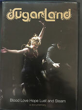 Sugarland, Blood Love Hope Lust and Steam A Documentary DVD
