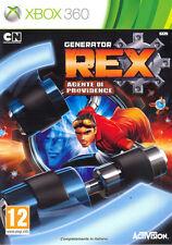 Generator Rex Agente Di Providence XBOX 360 IT IMPORT ACTIVISION BLIZZARD