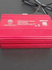 BESTEK 300W Pure Sine Wave 12W Power Inverter
