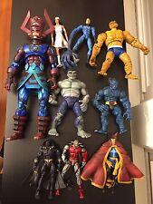 Marvel Legends Lot Galactus BAF X-men
