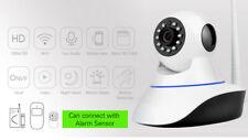 Pan Tilt 720P Wireless WiFi Hd Ip Security Camera Night Vision Baby Monitor Sale