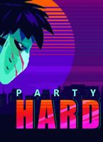 Party Hard, PC Digital Steam Key, Email Delivery, Global/Region Free