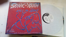 "Sonic Youth 12"" EP LP Kill Yr Idols '83 zensor 10 german import vinyl rare '87 r"