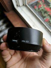 Nikon HN-23 Lens Hood Shade (62mm Screw-In) for 85mm f1.8 D-AF, 80-200mm f4 #701