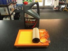 SEAT ALHAMBRA 1.9TDI SERVICE KIT OIL AIR FILTERS - AUY BVK COMMA XFLOW