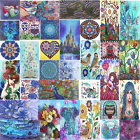 Dragonfly 5D DIY Special Shaped Drill Diamond Painting Cross Stitch Embroidery