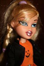 Bratz Halloween Style Cloe Doll with braids Clothes & Boots