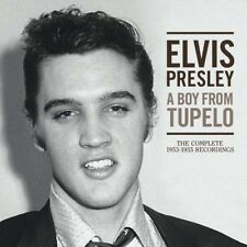 A Boy From Tupelo: The Complete 1953-1955 Recordings by Elvis Presley (CD, Jul-2017, 3 Discs, Legacy)