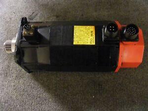 Fanuc Servo Motor 1.8kw Part No. A06B-0163-B175 M-710i Robot