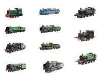 OO gauge Locomotive kits Dapol Kitmaster 17 different models - DAC0xxa free port